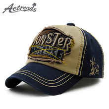 [AETRENDS] 2017 New Brand Baseball Cap Kids Hat Children Snapback Caps Z-1320()