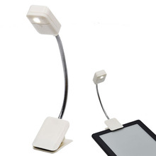 For Kindle Portable 0.25W LED Book Reading Lights Night Light Ebook Reader Notebook Tablet PC Booklight Desk Lamp Flashlight(China)