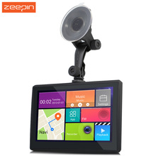 902 7 inch Car Tablet GPS Android 4.4 170 Degree 1080P DVR Recorder WiFi / 3G FM Multi-media Player with Google Maps / Software