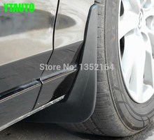Auto mud flap mud guard for Mazda 6 2014 2015 2016, pp,auto accessories,4pcs/set.(China)