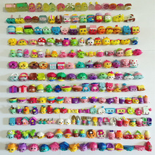 Good quality 1 2 3 4 5 6 7 seasons toys 50PCS Best Birthday Gifts Christmas for shopkin Children Gifts