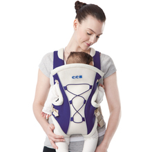 Bebear 2017 Ergonomic Baby Carrier 360 Pognae Kangaroo  Wrap Sling Baby Carry Bag Porta Bebe Toddler Carrier Carrying a Child