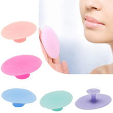 1Piece Cleanser Brushes Face Brush Nano Technology Slimming Remove  Facial Cutin Silicone  Anti-Aging Deep Clean Face Brush