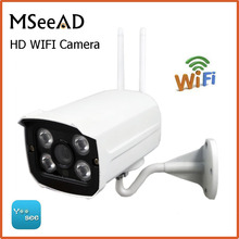 Mseead Yoosee IP Camera Wifi 960P 720P ONVIF Wireless Wired P2P CCTV Bullet Outdoor Camera With SD Card Slot Max 64G