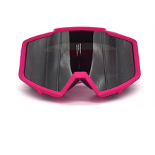 Pink Goggles Dirt Bike Motocross Goggle Motorcycle Helmet Racing Glasses Off Road ATV MX Women Ladies Goggles