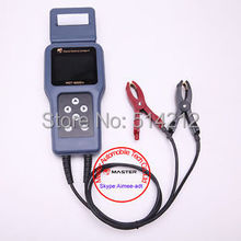 New Arrival 24V Battery Tester With Printer Handheld Battery Anazlyer with Color Screen Support Mulit-lingual Language