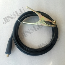 High quality Earth clamp 200A Welding clamp 3M cable and DKJ10-25 cable connector(China)