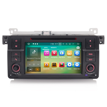 "7"" Android 7.1.2 Nougat OS Car DVD for BMW E46/318/320/325 1998-2006 & BMW M3 1998-2006 with External DAB+ Receiver Box Support(China)"