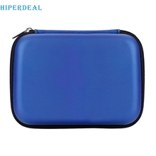 Good Sale 2.5inch Portable External Hard Drives Hard Shell Carry Bag Case For Seagate Feb 22