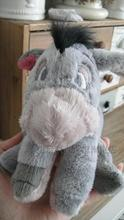 Original Mini Eeyore Donkey Soft Stuff Animal Cute Plush Toy Doll Birthday Baby Gift 13.5cm