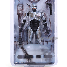 "NECA 7"" RoboCop 2 Murphy Battle Damaged PVC Action Figure Collectible Model Toy MVFG298(China)"