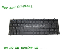 Backlit Keyboard For Gigabyte P27K-CF1 CF2 Q2550M Q2552M Q2756N V2 United States US Swiss SW Denmark DM Portugal PO Norwegian NW(China)