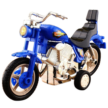 LCLL-Plastic Motorcycle Toy Model Hobby Toys Replace Kids Gift Boys & Girls Random (Size: 2)(China)