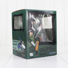 Naruto Rock Lee Action Figure 1/8 Scale Painted Hachimon Tonko PVC Model Toy 14cm - The Global Best Selling store