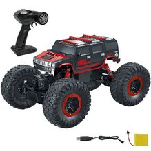 CL Fun RC Car 1:16 2.4G High Speed Full Proportion Monster Truck Off road Pickup Car Big Foot Vehicle Toy Dirt Bike