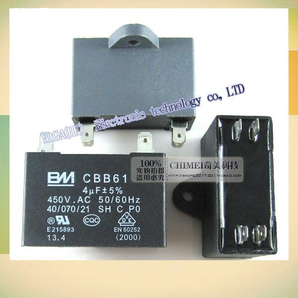 Beste 4 Draht Deckenventilator Kondensatoren C61 Fotos - Der ...
