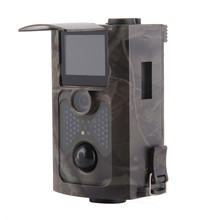 New Scouting Hunting Camera Model HC-550A 1080P 16MP Wildlife Camera 60 Degrees Angle PIR Sensor Sight Trap Game Camera