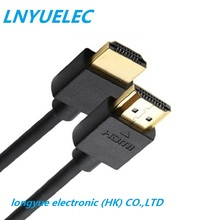 ly-5m 10m Slim HDMI Cable with Ethernet 1.4v for HD TV's / Xbox 360 / PS3 / Playstation 3 / SkyHD / Blu Ray DVD