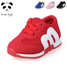KINE PANDA Baby Boy Shoes Sneakers chaussure enfant Baby Shoes Girls Prewalkers zapatillas deportivas mujer Kids Shoes Bebes(China)