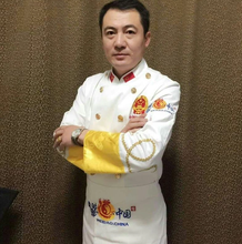 chinese top chef apparel top chef jacket executive chef coat chef uniforms hotel food uniform long sleeve cook work wear(China)