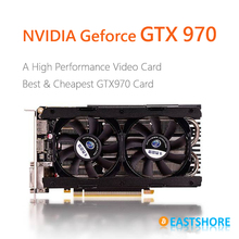 [SOLD OUT] Geforce GTX 970 Video Card nVIDIA GTX970 Desktop Graphics Card for Computer Gaming