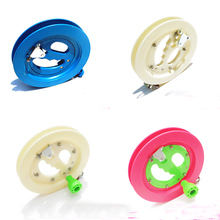 free shipping high quality kite reel easy control kids tools big kite flying outdoor toys dual line kite nylon soft windsock