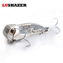Spoon fishing lure metal bait gold/silver 10g 15g 20g hard lure spoon bait fishing lures free shipping(China)