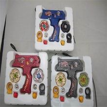 Brand New Super Top Metal Beyblade, Spinning Tops Toys With Four Beyblade With Launcher QZ-1 20(China)