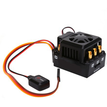 Car Truck Buggy 1/8 RC Brushless Motor ESC Sensored TS150A 150A(China)