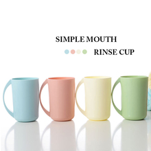 new Hot sales Creative toothbrush wash Rinse cups Nice Christmas Gifts Novelty Simple fashion Coffee Milk plastic Mugs Tea Cup