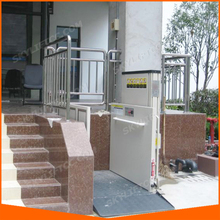 Hot Sale Customized Electric Hydraulic Home Wheelchair Lift Manufacturers