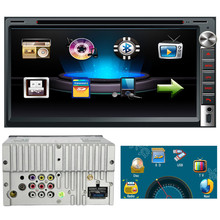 AUTO 6.95 In 6900 GPS Car Video Player DVD Touch Screen Bluetooth Stereo Radio Car MP5 Audio USB Auto Electronics In Dash JAN22