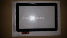 free shipping Para BQ Edison 3 de 10.1 10.1inch capacitive touch screen panel glass tablet pc touchscreen for iPS(China)
