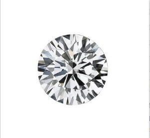 High Quality Guarantee CHARLES & COLVAR Warranty Authenticity 1.5Ct 7.5mm Brilliant Round Cut Loose Moissanite