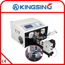 Automatic Cable Cutting Stripping &Twisting Machine KS-09W + Free shipping by DHL  air express(door to door service)