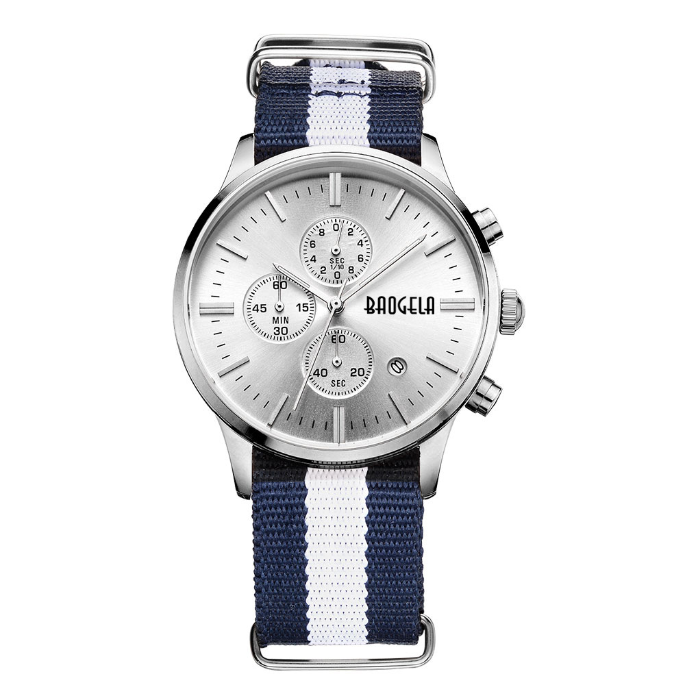 2017 Top Luxury Brand Men Watches zegarki meskie Sports Analog Quartz WristWatch Classic nylon Men watch relogio masculino<br>
