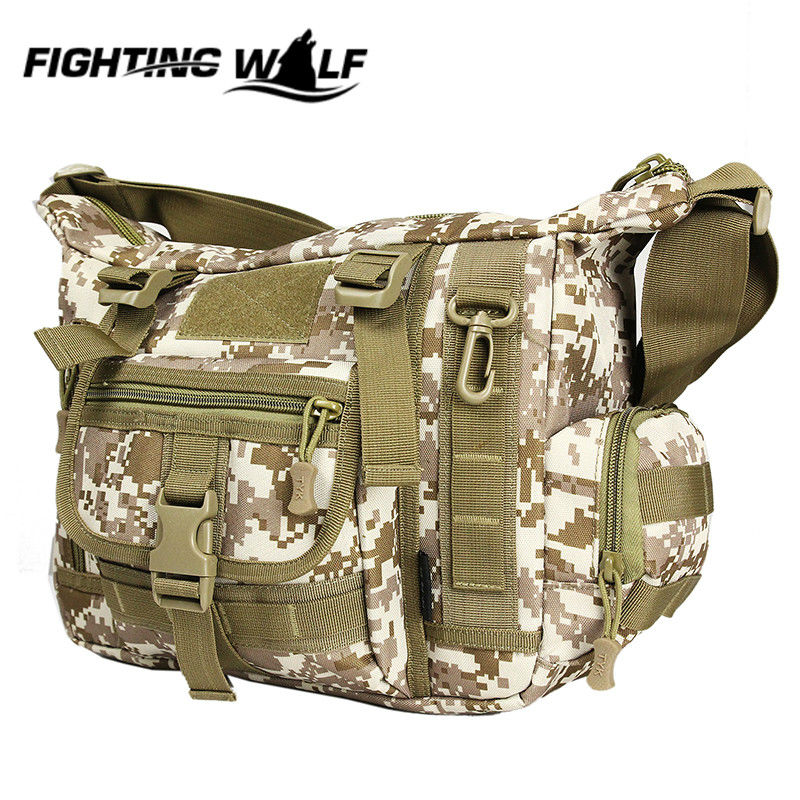 Mens Travel Military Chest Pack Hiking Cycling Fishing Messenger Bags Tactical Outdoor Camping Multifunction Sport Bag Nylon<br><br>Aliexpress