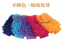 by dhl or ems 200pcs Mitt Microfiber Car Wash Washing Cleaning Gloves Car Washer Wholesale 5colors best quality