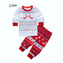 Elk children's home wear christmas wear