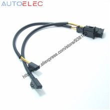 4B0971832 0-1534113-1 1533411-1 Adapter LED A4 S4 B8 8K for Avant 4G0 943 021  LED License Plate Light wire harness  audi VW