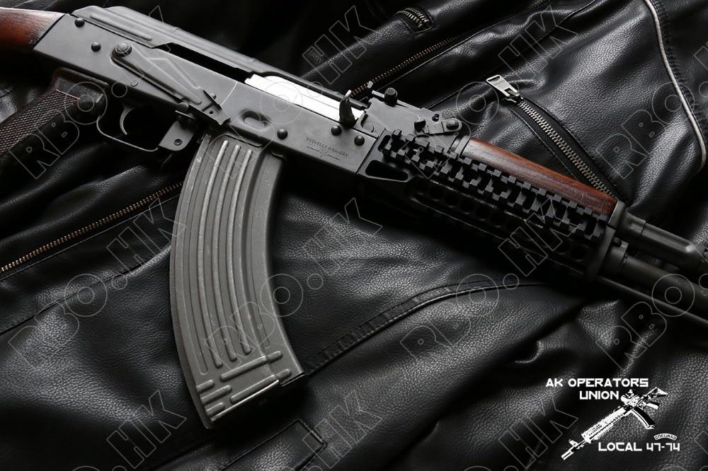 Ak 47 Tactical Extend Picatinny Rail Handguard Cover Aluminum B10 Hunting Shooting M6761<br>