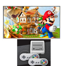621 Games Childhood Retro Mini Classic 4K TV HDMI 8 Bit Video Game Console Handheld Gaming Player Christmas Gift(China)