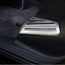 threshold welcome strip pedal scuff plates protective cover sticker for land rover freelander 2 freelander2 exterior accessories