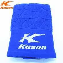 Kason Sports Towel 39*78CM 100% Cotton Gym Bath Bathroom Towels for Men and Women Badminton Swimming Sweat Absorb L727(China)