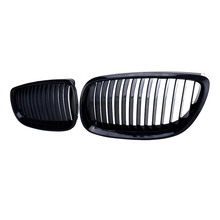 1 Set E92 grill Car Black Front kindly Grille Grills For Bmw E93 M3 Coupe Convertible 2 Dooor 3Series 328i 335i 2007 - 2010 C/5(China)