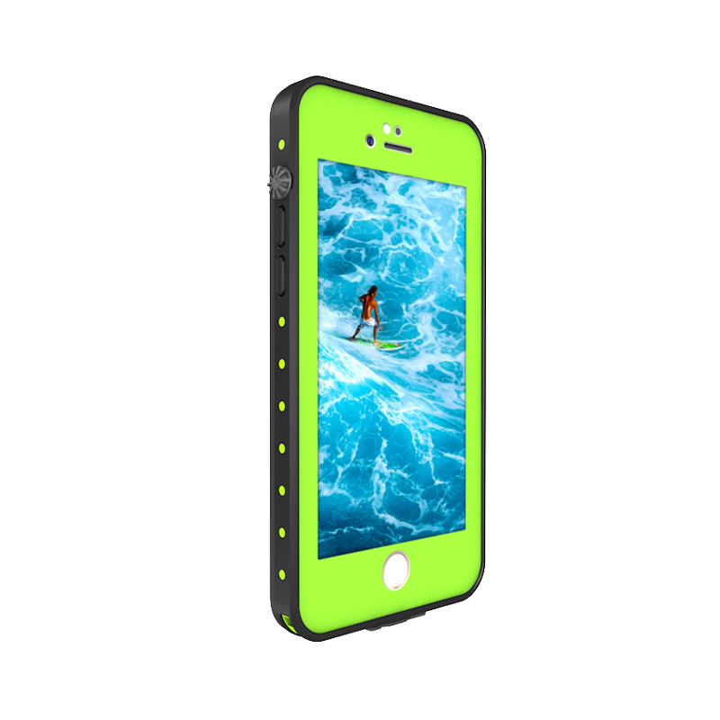 14.For iphone 7 8 plus waterproof case