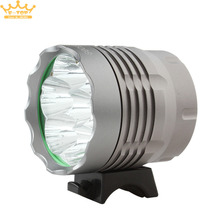 SecurityIng 12000Lm 7 x CREE XM-L T6 LED Fishing Camping Bike Flashing Light Cycling Lamp
