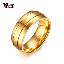 Vnox Pure Titanium Ring Men Jewelry 8mm Black Titanium Ring Matte Finish US Size 9 10 11 12