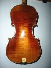Stradivarius Copy 1716 , hard wood violin parts , ebony fingerboard 4/4 size violin