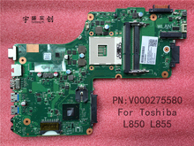 Free Shipping New for Toshiba Satellite L850 L855 Motherboard V000275580 6050A2541801 Warranty:90 Days